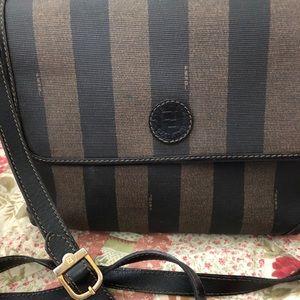 Authentic Vintage Fendi Shoulder/Crossbody Bag